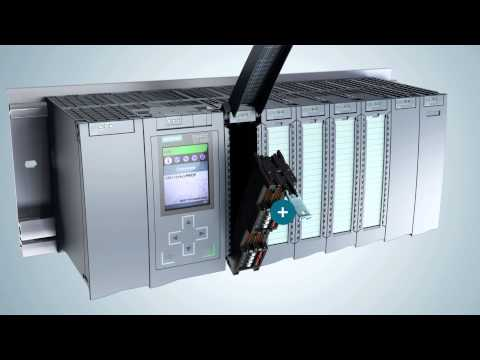 System cabling SIMATIC TOP connect