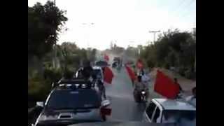 ANP Senator Shahi Syed  Rally in Hyderabad Part 2