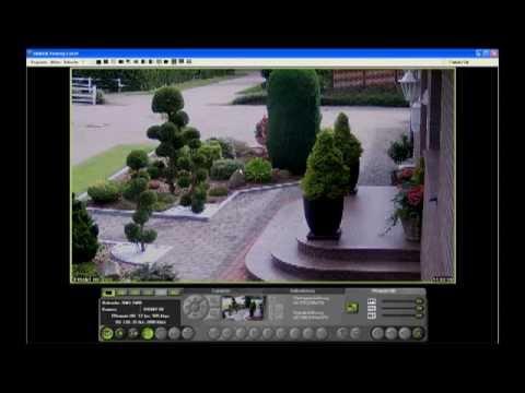 HD IP-Kamera mit IR - Praxisbeispiel Privathausabsicherung