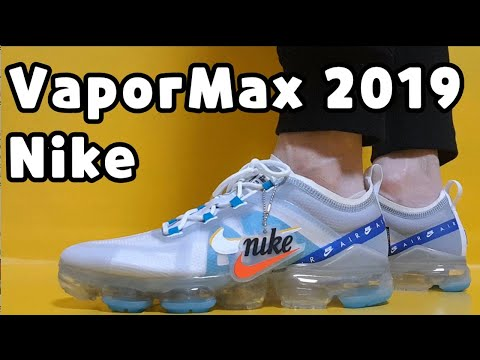 Nike Air VaporMax 2019 SE unboxing/Nike Air VaporMax on feet review