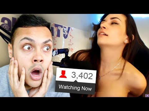 REACTING TO THE FUNNIEST TWITCH LIVE STREAM FAILS EVER