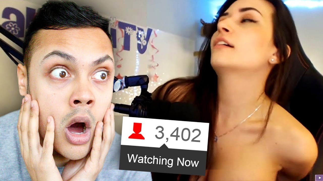 reacting to the funniest