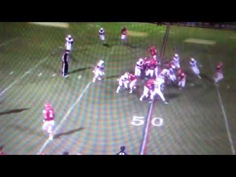 Thorsby high school kane belk#50