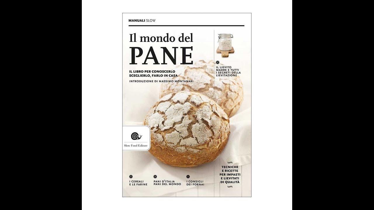 I Segreti Del Pane libro del mese: il mondo del pane