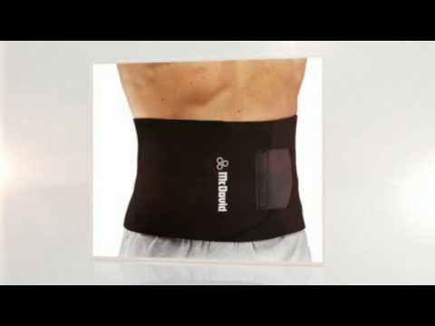3d571bf6f4 McDavid Waist Trimmer - YouTube