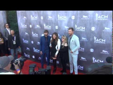 2014 ACM AWARDS show red carpet las vegas part 1