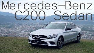 Mercedes-Benz C200 Sedan 輕油電上身 省油省稅更舒適 -試駕 廖怡塵 【全民瘋車Bar】114