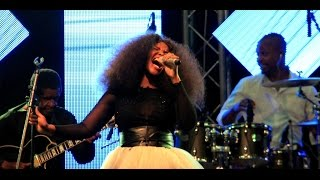 Simphiwe Dana LIVE in Nairobi #KorogaFestival