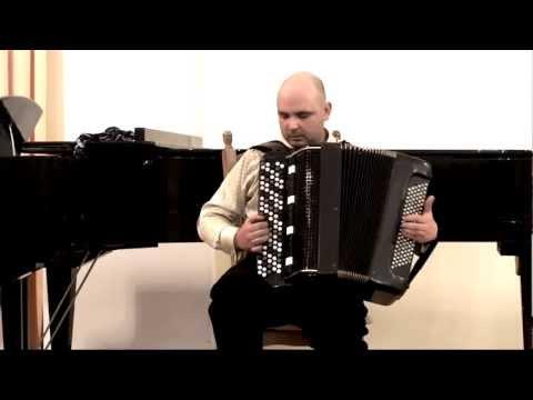 Myronchuk: Jazz-Rock Partita MODERN ACCORDION music Мирончук: Джаз-рок партита БАЯН ACCORDEON