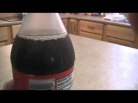 Thumbnail: How to Freeze a Coke in 2 seconds !! First try