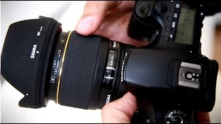 Sigma 24mm f/1.8 lens review with samples (Full-frame and APS-C)