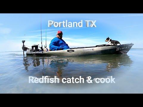 Portland TX Fish Habitat