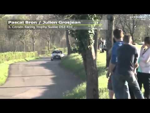 Citroën Racing Trophy Suisse DS3 R3T et R1 @ Critérium Juras