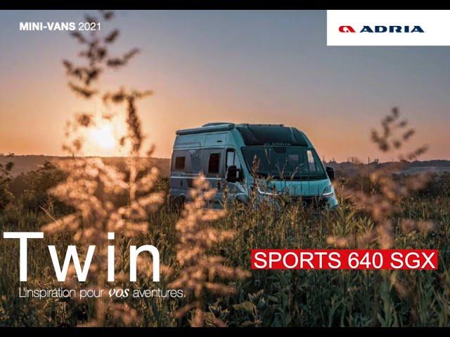 Twin Sports 640 SGX