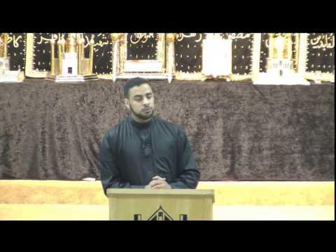 Arbaeen 5/5 Lecture series by Sheikh Hussain Al-Nasheed & Moulana Shahanshah Hussain Naqvi