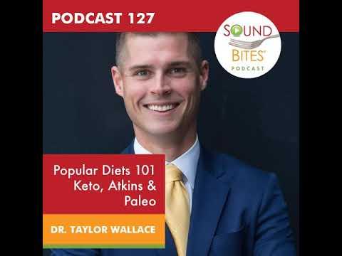 popular-diets-101:-keto,-atkins-&-paleo---dr.-taylor-wallace