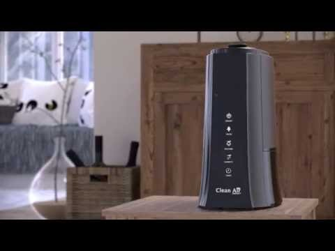 Umidificator si purificator Clean Air Optima CA603