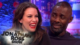 Liv Tyler's Shocking First Scene After Delivering A Baby | The Jonathan Ross Show