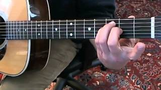 Procol Harum - Whiter Shade of Pale Guitar lesson