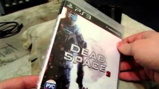 Dead Space 3 - Unboxing (RUS) (распаковка)