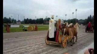 Kampfwagenrennen 2010 / carrera de carros 2010  / chariot race 2010