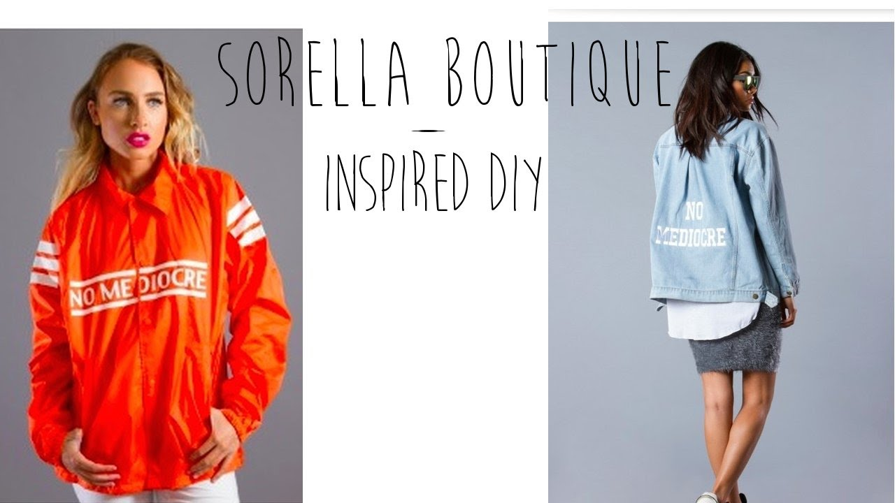 Sorella boutique Inspired DIY - YouTube | 1280 x 720 jpeg 89kB