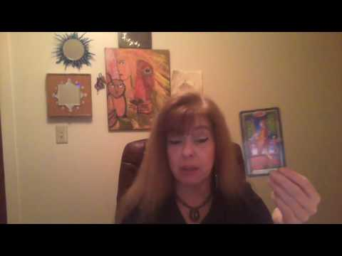 Mid April reading for Capricorn  Trust your intution