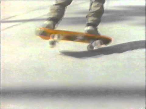1990 - Sk8 TV - Kevin Harris