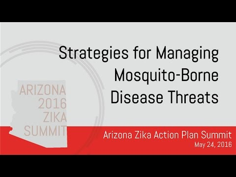 CDC Zika Summit Details Intends to Fight Bug-Borne Illness