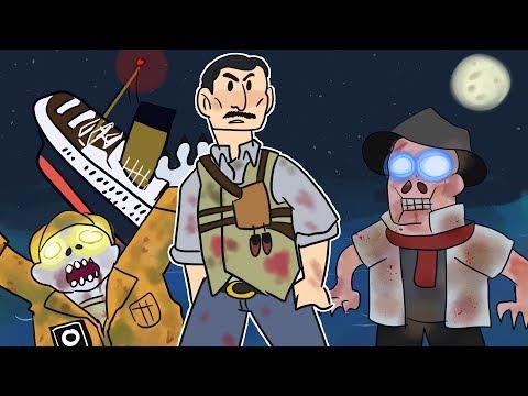 Call of Duty: Zombies in 3 Minutes ft. mcsportzhawk | ArcadeCloud thumbnail