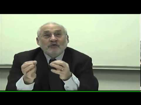 27/02/2013 Joseph E. Stiglitz giving alternatives to GDP at the Scottish Parliament Committee