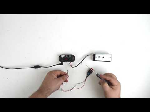 Using a PicoBoo ONE Controller to Open a Magnetic Lock