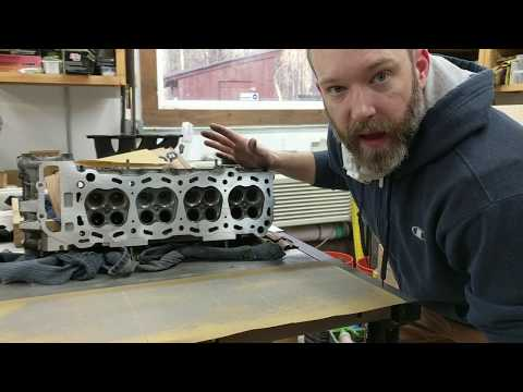 Using a Table Saw to Resurface a Cylinder Head