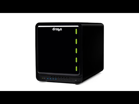 MacVoices #17162: Briefing - The Thunderbolt 3-Equipped Drobo 5D3