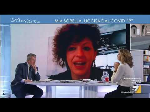 La commossa testimonianza di Iris Barcella: 'Mia sorella uccisa dal Covid19 a soli 43 anni, un ...