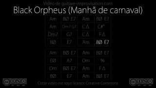 Black Orpheus (Manhã de Carnaval) : Backing Track