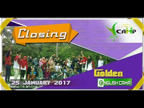 ENGLISH GOLDEN CAMP
