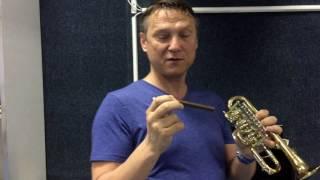 Обзор трубы пикколо Meister Scherzer 8111. Scherzer 8111  piccolo trumpet  reviev
