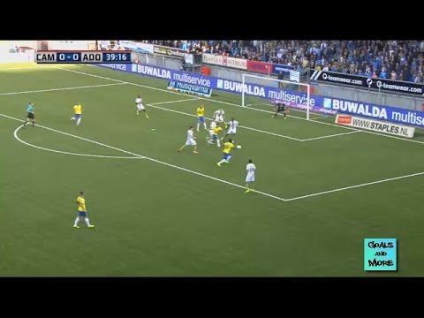 Zwolle Vs Cambuur 2015 Youtube