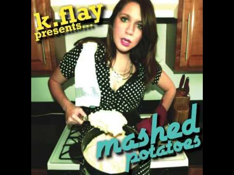 K Flay - crack a VANILLA COKE