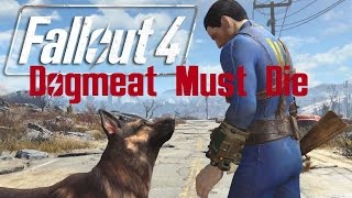FALLOUT 4: There are people who would not reload if Dogmeat dies