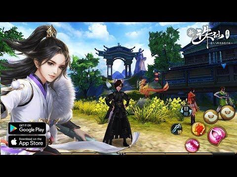 Released..!! Zhu Xian Guoji Gameplay (Perfect World) Mobile MMORPG (CN)
