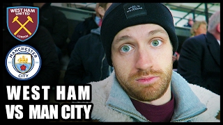 WEST HAM vs MANCHESTER CITY - Premier League 2016/17