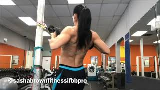 TRX pull-ups/ Подтягивания в ТРХ