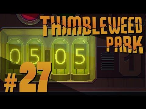Thimbleweed Park - Thimbleberry Pie - PART #27