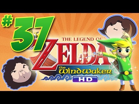 Wind Waker HD: A Song and Ice and Fire - PART 37 - Game Grumps