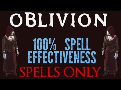 Oblivion - Mage Pure