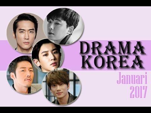 Korean Drama Rating Januari 2018