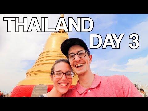 MERRY WATMAS: Exploring the temples of Bangkok on Christmas Day 2017