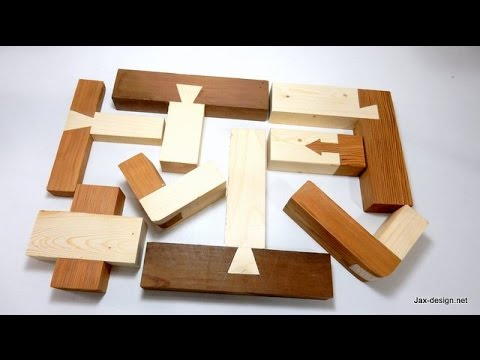 7 Flawless Woodwork Joints That You Can Make Easily Youtube